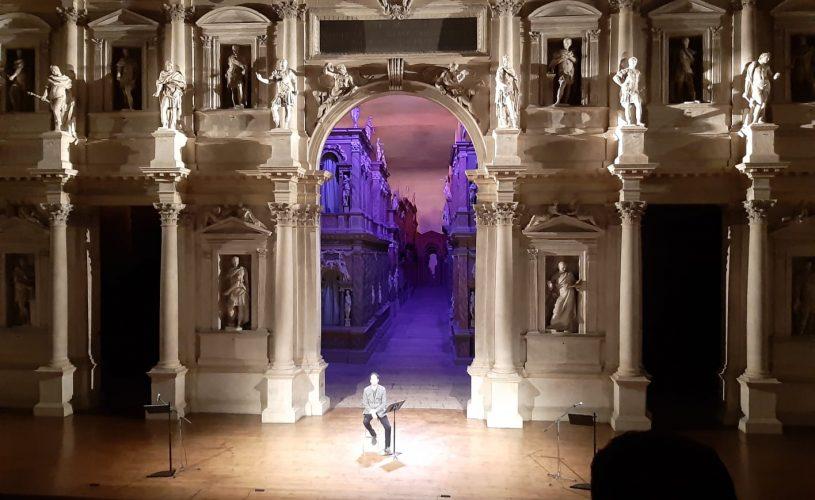 72° ciclo di spettacoli classici al Teatro Olimpico