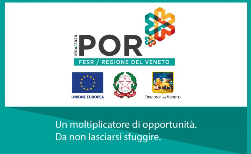 CONTRIBUTO REGIONE VENETO – POR FESR 2014-2020